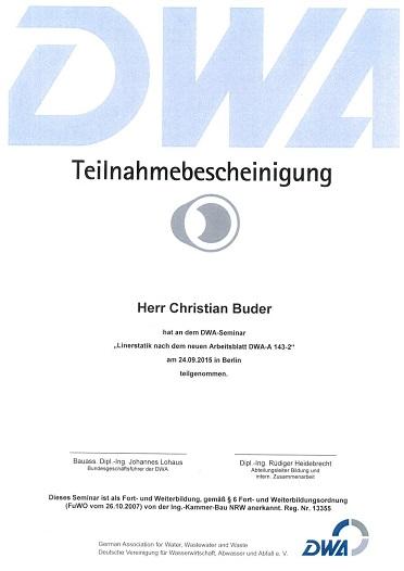 DWA-Seminar - IRS Sachsen GmbH
